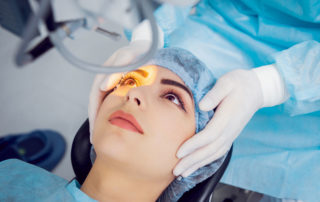 Intervento chirurgico miopia roma