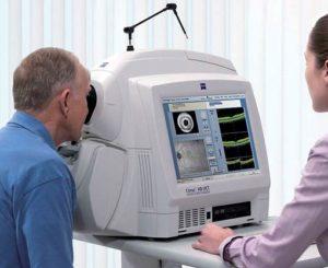 OCT: Tomografia ottica computerizzata